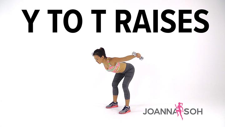 Y to t raises for Floor y raise