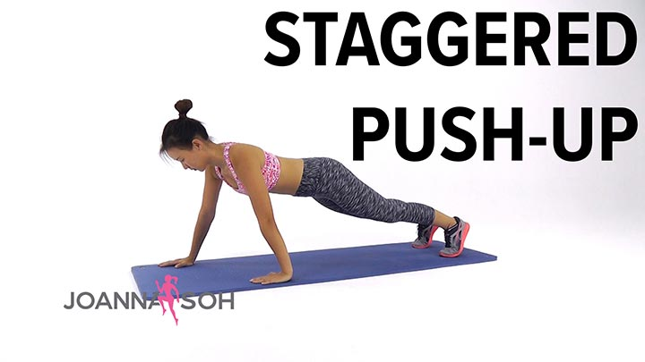 Staggered Push